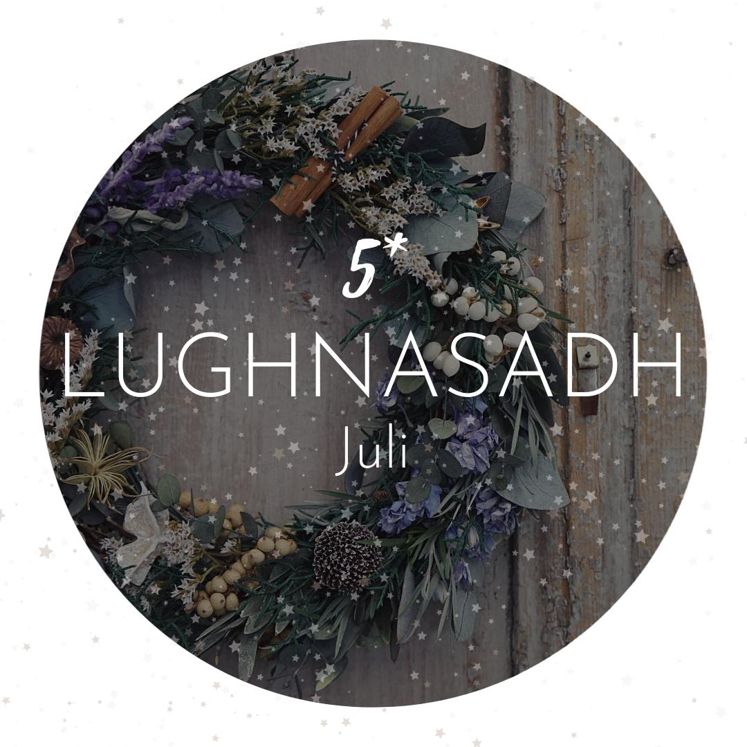 5) Lughnasadh